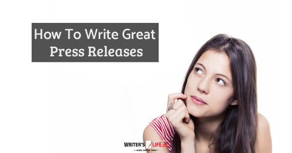 how to write press releases Use our sample 'sample press release' read it or download it for free free help from wikihow  write an article request a new article answer a request more ideas.