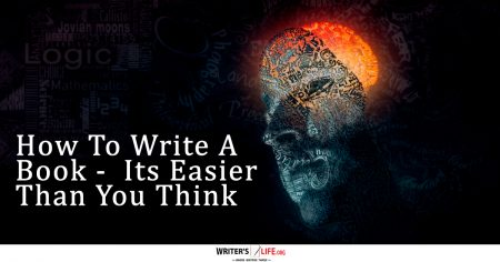 Don't Let Your Ego Get In The Way Of Your Writing - Writer's Life.org