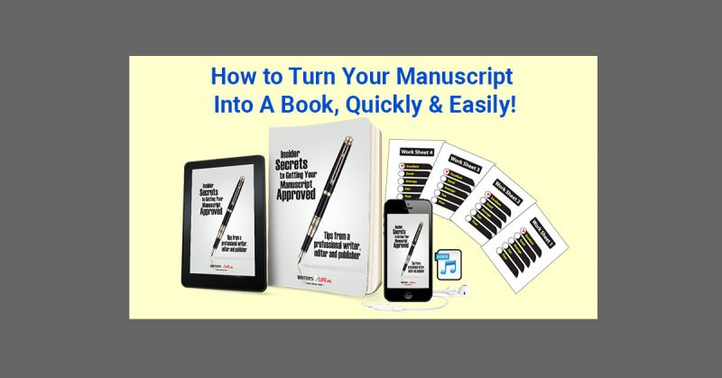 Insider Secrets to Getting Your Manuscript Approved