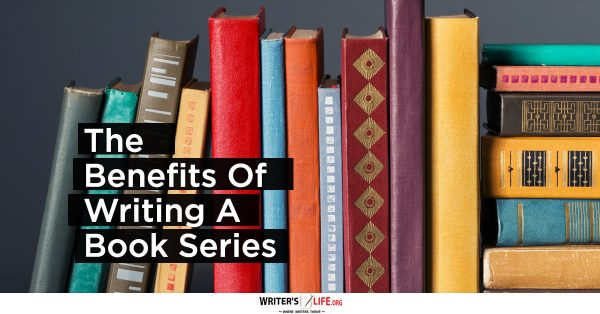 how to begin writing a book series
