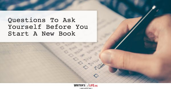questions to ask yourself when writing a book