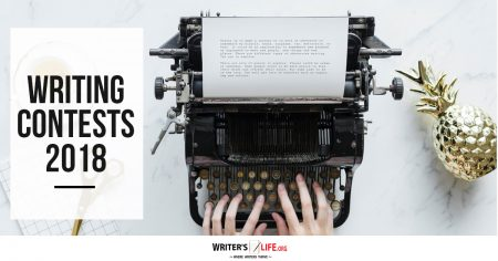 Writing Contests 2018 - Writer's Life.org